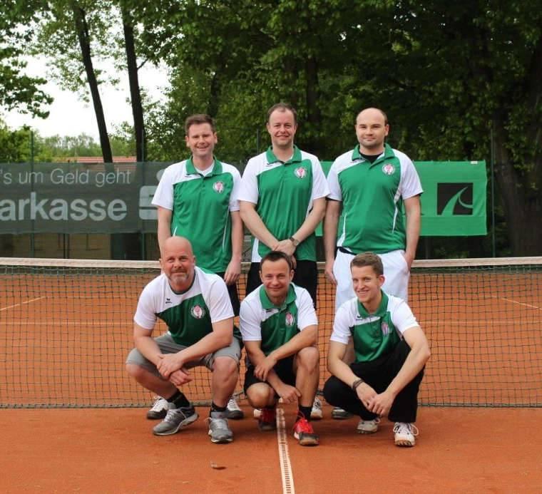 1. Herren Mannschaft TSV Radebeul
