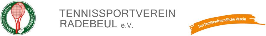 TSV Radebeul e.V. - Der familienfreundliche Tennisverein
