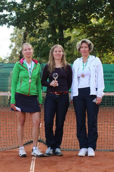 Vereinsmeisterschaft 2014 Sieger Damen