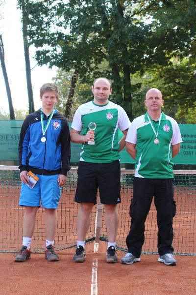 Vereinsmeisterschaft 2014 Sieger Herren