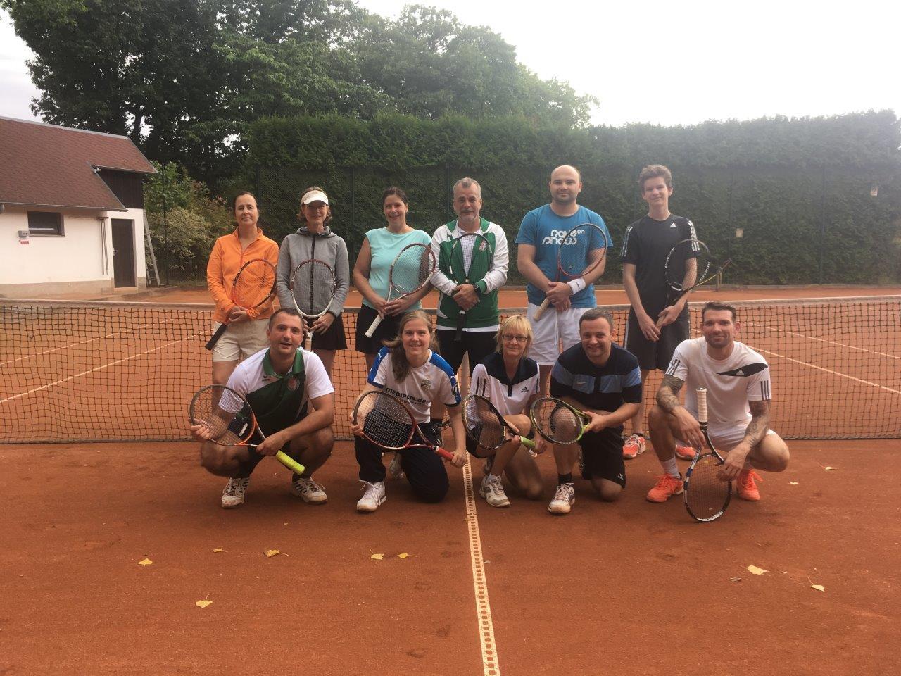 Vereinsmeisterschaft Damen & Herren 2017