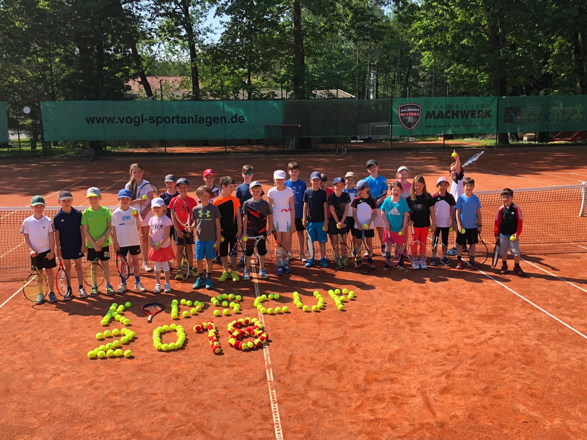 KidsCup 2018