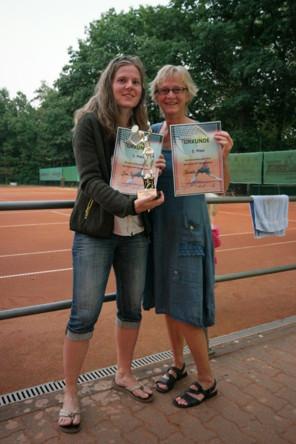 Vereinsmeister Damen 2018